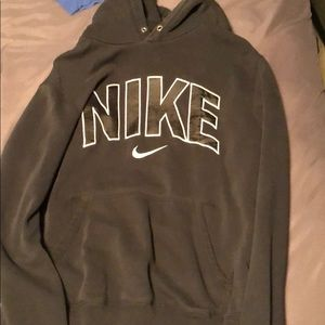 Black nike sweatshirt